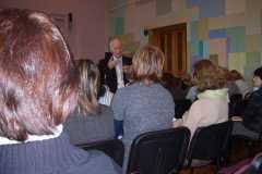 Šalvas Amonašvilli humānās pedagoģijas seminārs 2010