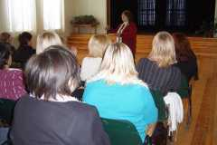 Valmieras Logopēdu metodiskās apvienības seminārs 26-01-2012