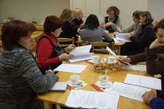 Valmieras Logopēdu metodiskās apvienības seminārs 08-02-2012