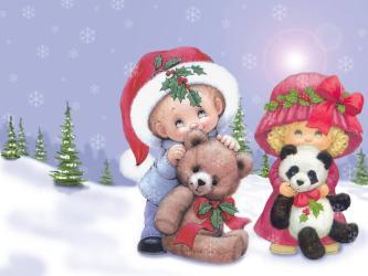 Ziemassvētki, kad smaržo, garšo un dzied!
